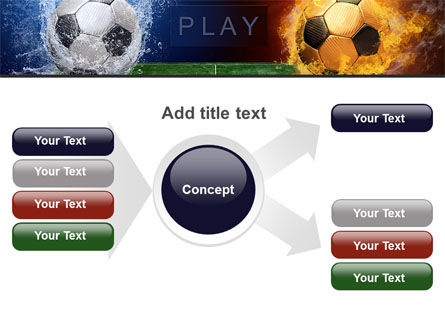Football League Free PowerPoint Template Slide 15