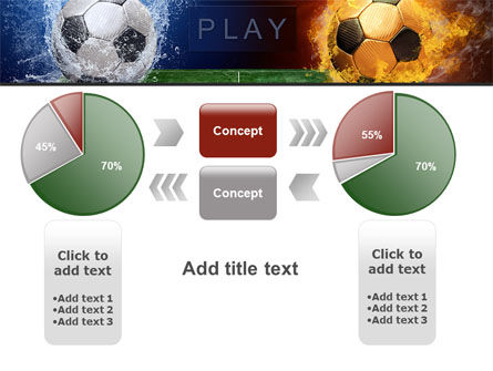 Football League Free PowerPoint Template Slide 16