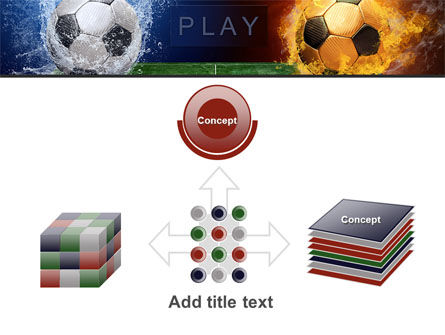 Football League Free PowerPoint Template Slide 19