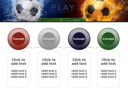 Football League Free PowerPoint Template Slide 5