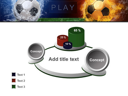 Football League Free PowerPoint Template Slide 6