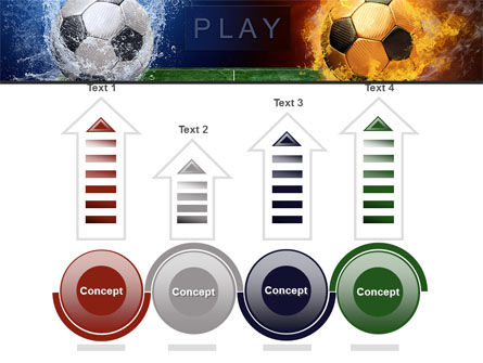 Football League Free PowerPoint Template Slide 7