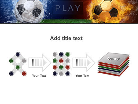 Football League Free PowerPoint Template Slide 9