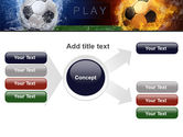 Football League Free PowerPoint Template#15