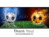 Football League Free PowerPoint Template#20