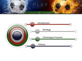 Football League Free PowerPoint Template#3