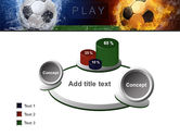 Football League Free PowerPoint Template#6