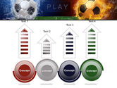Football League Free PowerPoint Template#7