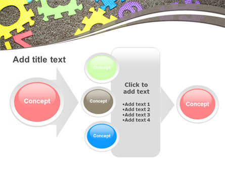 Cognitive Puzzles PowerPoint Template Slide 17