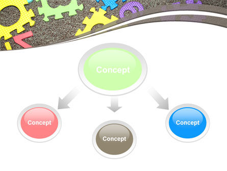 Cognitive Puzzles PowerPoint Template Slide 4