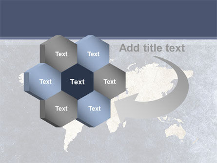 Continents PowerPoint Template Slide 11