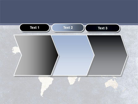 Continents PowerPoint Template Slide 16