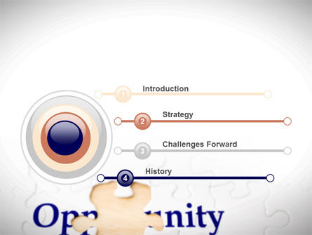 Opportunity PowerPoint Template Slide 3
