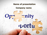 Consulting: Opportunity PowerPoint Template #08651