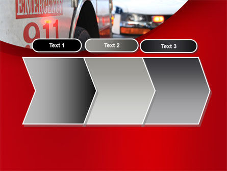 Emergency 911 PowerPoint Template Slide 16