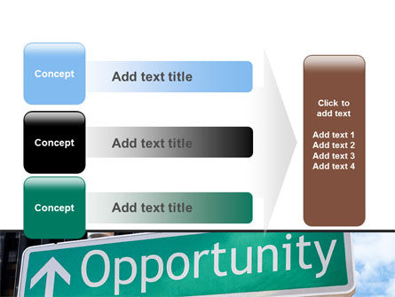 Right Way PowerPoint Template Slide 12