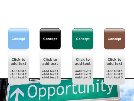 Right Way PowerPoint Template Slide 5