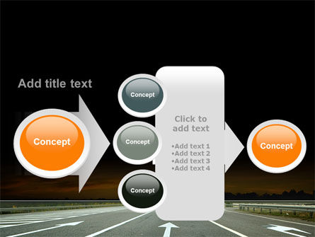 Going Ahead PowerPoint Template Slide 17