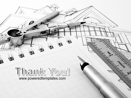 Scale Drawing PowerPoint Template Slide 20