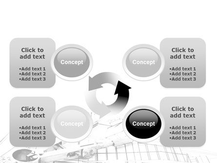 Scale Drawing PowerPoint Template Slide 9