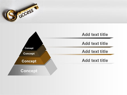 Key To Reach Success PowerPoint Template Slide 12