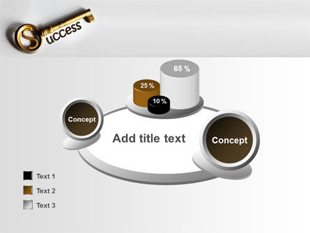 Key To Reach Success PowerPoint Template Slide 16
