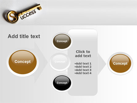 Key To Reach Success PowerPoint Template Slide 17