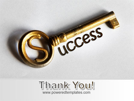 Key To Reach Success PowerPoint Template Slide 20