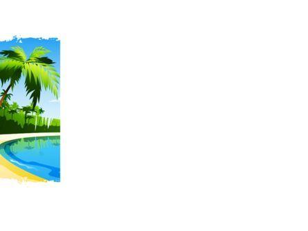 Memorable Vacation Free PowerPoint Template, Slide 3, 08658, Careers/Industry — PoweredTemplate.com