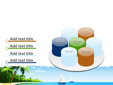 Memorable Vacation Free PowerPoint Template Slide 12