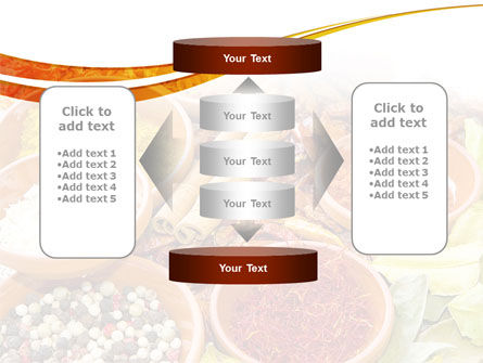 Fragrant Spices PowerPoint Template Slide 13