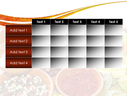 Fragrant Spices PowerPoint Template Slide 15
