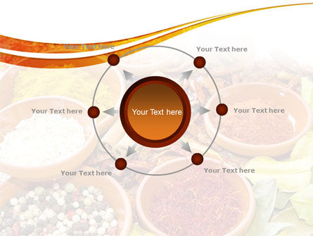 Fragrant Spices PowerPoint Template Slide 7