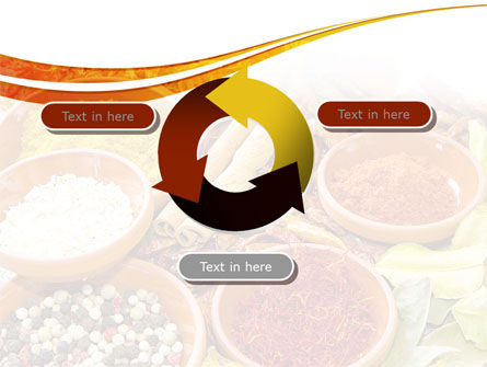 Fragrant Spices PowerPoint Template Slide 9