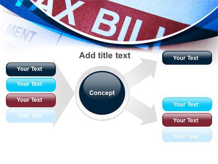 Tax Bill PowerPoint Template Slide 15