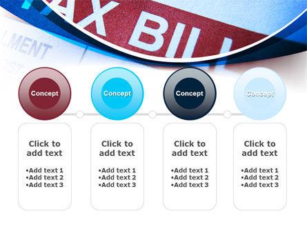 Tax Bill PowerPoint Template Slide 5