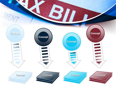 Tax Bill PowerPoint Template Slide 8
