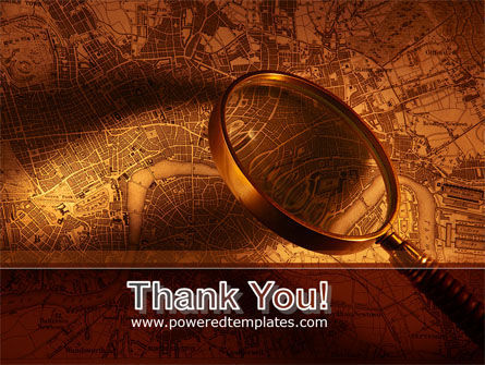 Location Map PowerPoint Template Slide 20