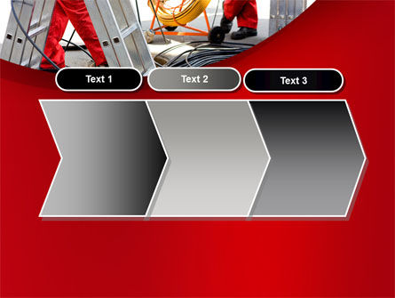 Electricians PowerPoint Template Slide 16