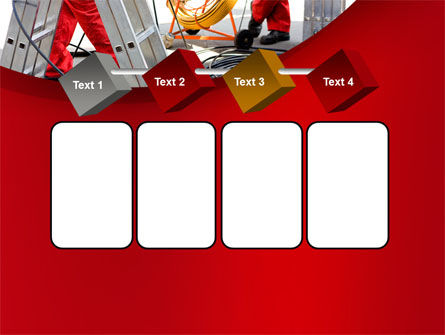 Electricians PowerPoint Template Slide 18