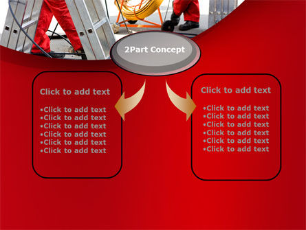 Electricians PowerPoint Template Slide 4