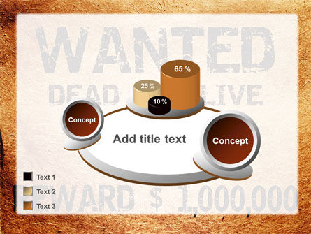 Wanted Criminal PowerPoint Template Slide 16