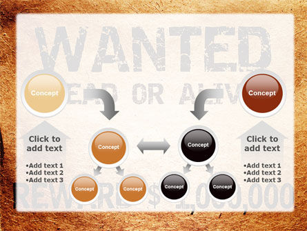 Wanted Criminal PowerPoint Template Slide 19