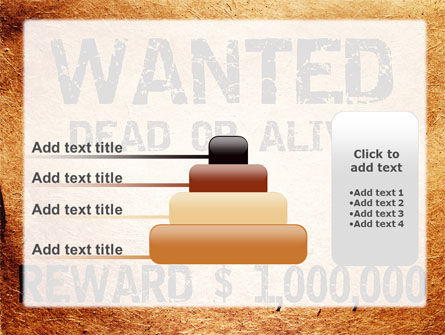 Wanted Criminal PowerPoint Template Slide 8