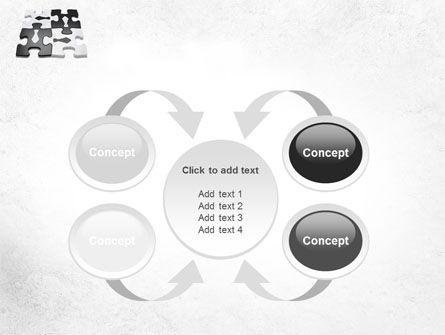 Joint Efforts PowerPoint Template Slide 6
