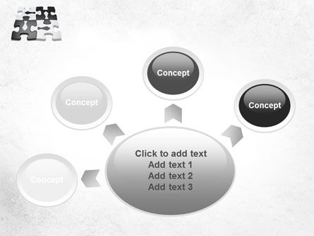 Joint Efforts PowerPoint Template Slide 7