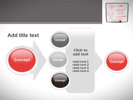 Presentation Board PowerPoint Template Slide 17