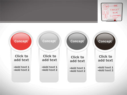 Presentation Board PowerPoint Template Slide 5
