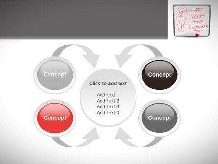Presentation Board PowerPoint Template Slide 6