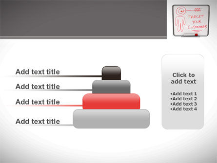 Presentation Board PowerPoint Template Slide 8